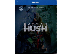 batman hush blu ray
