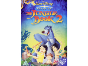Jungle Book 2  The (Animated) (Disney) (DVD)