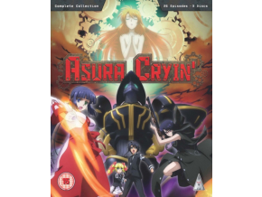 Asura Cryin' Collection BLU-RAY