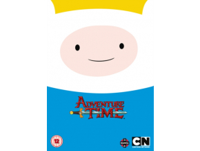 Adventure Time - The Complete First Season (DVD)