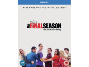 The Big Bang Theory Season 12 [2019]  (Blu-Ray)