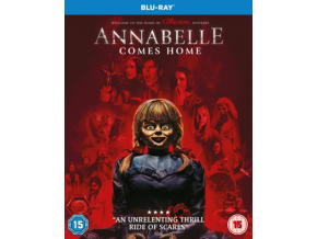 Annabelle Comes Home [2019]  (Blu-Ray)