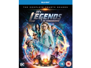 DC's Legends of Tomorrow: Season 4 [2019] (Blu-Ray)