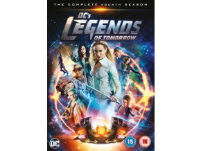 DC's Legends of Tomorrow: Season 4 [2019] (DVD)