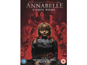 Annabelle Comes Home [2019] (DVD)