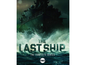The Last Ship: Seasons 1-5 [DVD] [2019]