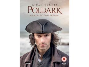 Poldark Series 1-5 (DVD)