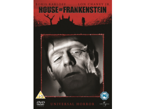 House Of Frankenstein (1944) (DVD)