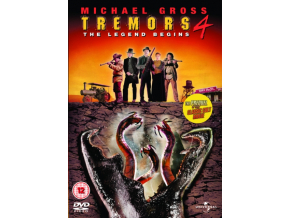 Tremors 4: The Legend Begins (DVD)