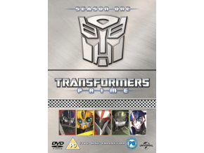 Transformers Prime - Season 1 Parts 1-5 Collection (DVD)