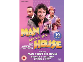 Man About the House: The Complete Collection (Man About the House/George & Mildred/Robin's Nest) (DVD)