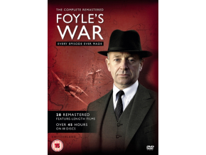 Foyle's War Complete Collection - Remastered (DVD)