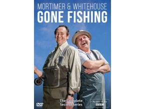 Mortimer & Whitehouse: Gone Fishing Series 2 (DVD)