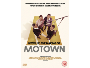 Hitsville: The Making of Motown (DVD)