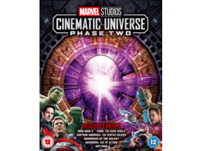 Marvel Studios Collector's Edition Box Set Phase 2 (Blu-ray) [Region Free]