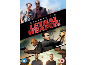 Lethal Weapon S1-3 (DVD)