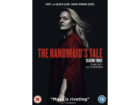 The Handmaid's Tale Season 3 DVD