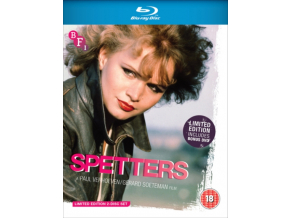 Spetters [Blu-ray & DVD)