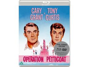 Operation Petticoat  (1959) Dual Format (Blu-ray & DVD)