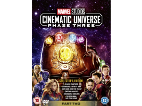 Marvel Studios Cinematic Universe - Phase 3 Part 2 (DVD)