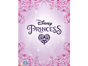 Disney Princess - 12 Movie Complete Collection Box set (2019) [Blu-Ray]