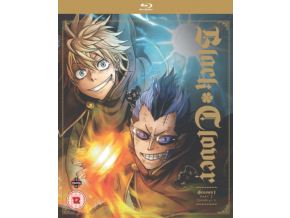 Black Clover - Season One Part Five Blu-ray