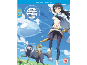 That Time I Got Reincarnated as a Slime: Season One Part One Blu-ray + Digital Copy