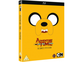 Adventure Time - The Complete Fifth Season [Blu-Ray]