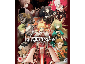Fate/Apocrypha Part 2 BLU-RAY