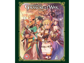 Record Of Grancrest War Part 1  Blu-ray