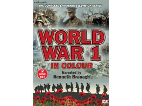 World War 1 in Colour (DVD)