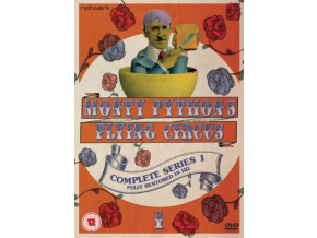 Monty Python's Flying Circus: The Complete Series 1 (DVD)