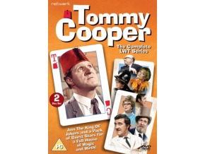 Tommy Cooper - The Complete LWT Series (DVD)