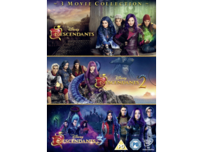 Disney's Descendants 1-3 Boxset (DVD)