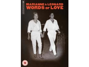 Marianne & Leonard: Words of Love (DVD)