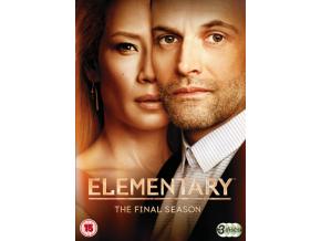 Elementary: The Seventh Season Set (DVD)