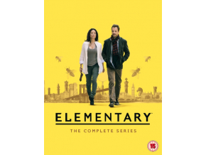 Elementary: The Complete Series Set (DVD)