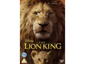 Disney's The Lion King (2019) (DVD)