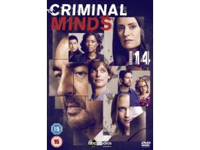 Criminal Minds Season 14 (DVD)