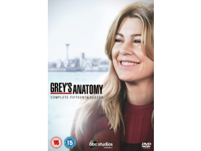 Grey's Anatomy Season 15 Boxset (DVD)