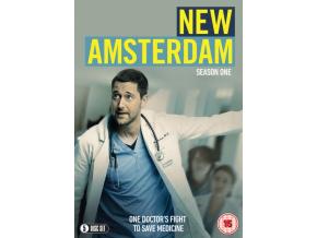 New Amsterdam: Season 1 (DVD)