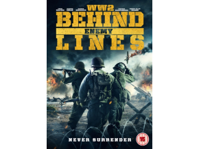 WW2: Behind Enemy Lines (DVD)