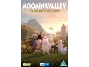 Moominvalley: Series 1 (DVD)