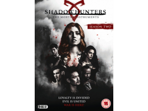 Shadowhunters Season 2 (DVD)
