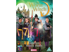 The Worst Witch - Series 3 (DVD)