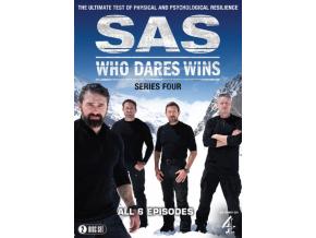 SAS: Who Dares Wins - Series 4 (DVD)