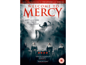 Welcome to Mercy (2019) (DVD)