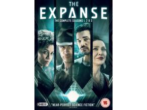 The Expanse: Season 1-3 (DVD)