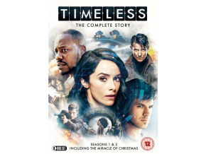 Timeless: The Complete Story (Seasons 1 & 2 & The Miracle at Christmas) (DVD)