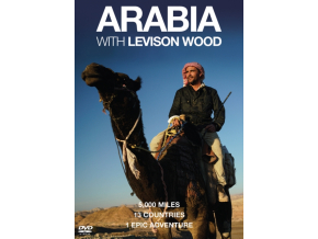 Arabia with Levison Wood (DVD)